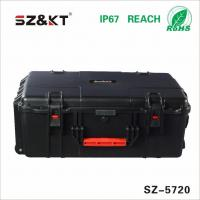 Tool Box Trolley Plastic Travelling Flight Case Brand: TWINS
