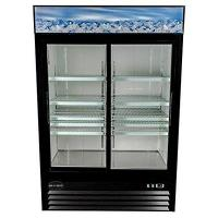 Buy cheap SABA SGDM 45 RS Two Sliding Glass Door Refrigerator from Wholesalers