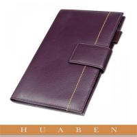 Buy cheap Journal/Organizer leather notepad from Wholesalers