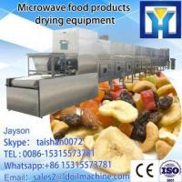 China Stainless Steel Microwave Drying/Roasting Machine for Barley on sale