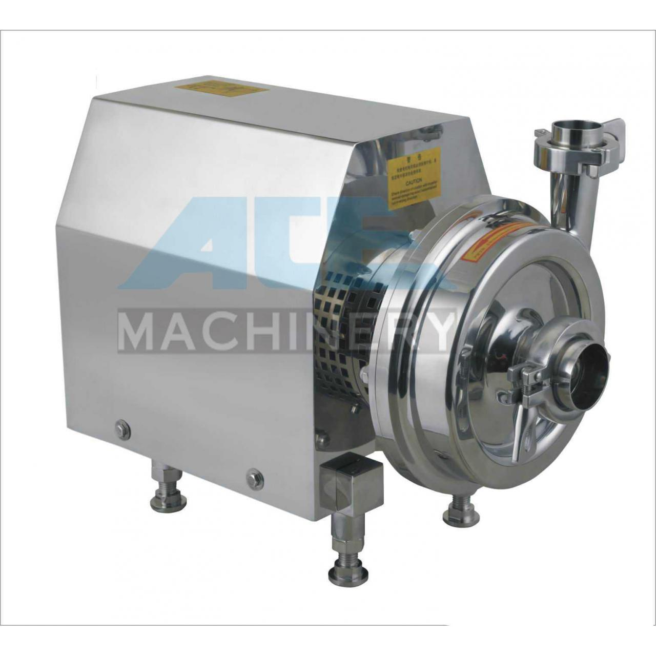Sanitary Fittings Stainless Steel Sanitary Grade Open Type Centrifugal Pump