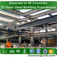 prefabricated hotel buildings made of stell frame muti-floor expertly erected