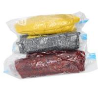 Buy cheap Hand Roll Vacuum Clothes Compression Storage Bag Travel Vacuum Compressed Bag from Wholesalers