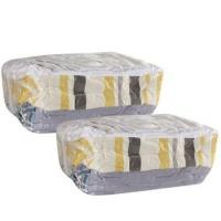 Buy cheap Space saver vacuum seal plastic storage cubes bags for clothing from Wholesalers