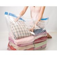 Buy cheap Transparent cube vacuum compressed storage bag for quilts from Wholesalers
