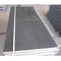 Buy cheap Darker Granite Cut To Size G654 Tiles Top and One long Polish from Wholesalers