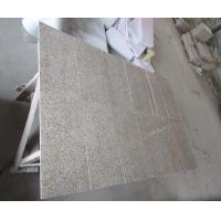 Buy cheap Yellow Color Granite Ming Gold Granite Cut To Size from Wholesalers