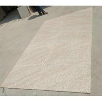 Buy cheap Rusty Yellow Granite G682 Tiles 600x900 Flamed Finish Way from Wholesalers
