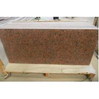 Buy cheap Polished Maple Red Dark Red G562 Granite Tiles from Wholesalers