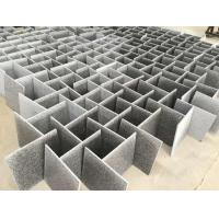 Buy cheap G603 Granite Thin Tiles China Bianco G603 Grey Granite Project from Wholesalers
