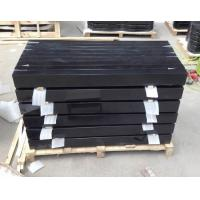 Buy cheap Tombstone Gravestone Monument Shanxi Black Tombstone Sell For Russia Market from wholesalers