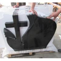 Buy cheap Tombstone Gravestone Monument Shanxi Black Tombstone Gravestone Monument from wholesalers