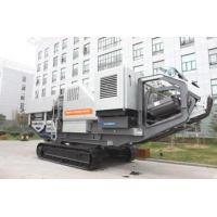 Buy cheap Hydraulic-driven Track Mobile Plant from Wholesalers