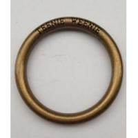 Buckle O Ring with Logo