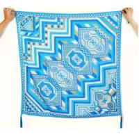 China Womens Cotton Silk Scarves factory