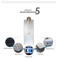 Buy cheap Original Manufacturer! 60W All In One Solar Street LED Light from Wholesalers
