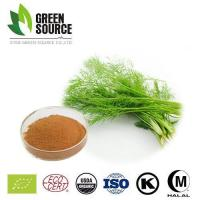 Buy cheap Herbal Extract Powder Fennel Extract from Wholesalers