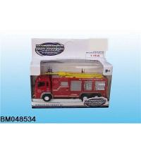 BOY TOYS Item name: DIE-CAST FRICTION FIRE ENGINE