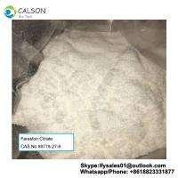 Buy cheap Raw Steroids Powder Fareston Citrate CAS No 89778-27-8 from Wholesalers