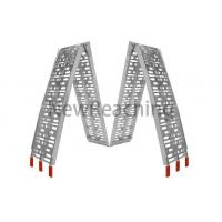 AR620 Aluminum Foldable Motorcycle Loading Ramp