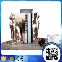 Buy cheap Egypt's cat shape bookends from Wholesalers