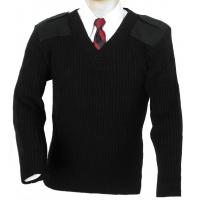 Buy cheap Custom high quality knitting security uniform woolen unisex police uniform from wholesalers