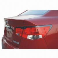 China Tail Lamp Rim for Forte 09-on, Made of ABS Material factory