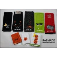 100% Cotton Halloween Hand Towel Set