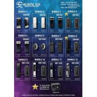 BUNDLE PROMOTION 1-12 (DOOR LOCK & GATE LOCK)