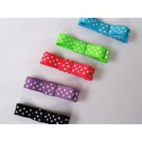Buy cheap Clips and Bitty bow Item NO:Swiss dots clip from Wholesalers