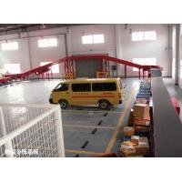 Logistics sorting system chain final assembly line