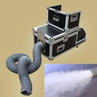 Buy cheap Switch Control 1800W Water Mist Machine Rental For Stage And Party from Wholesalers