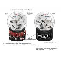Gifts and Preminium 100mm Snow Globe with OEM Design Promotion Gift