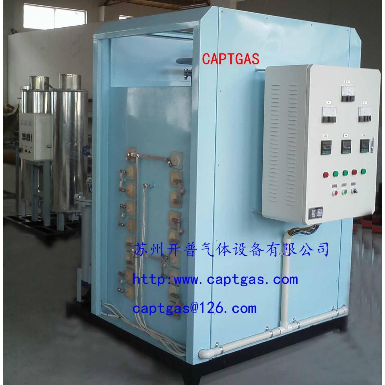 Ammonia decomposition furnace ENGLISH Ammonia decomposition hydrogen plant