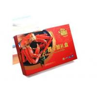 Buy cheap Snow crab gift box from Wholesalers