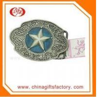 China Zinc alloy bow tie buck factory