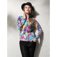 Buy cheap 2015 Fall and Winter New Hawaii Style Flower Printing Cashmere sweater from Wholesalers