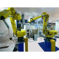 China High-pressure Casting Uni ROBOT GLAZING WORKING STATION factory