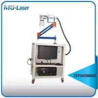 Buy cheap Cheap Full Enclosed Cabinet Fiber Laser Marking Machine 30W from Wholesalers