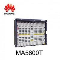 Optical fiber access network Huawei MA5600T series FTTH GPON/EPON OLT