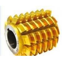 China HSS Spur Helical Gear Hobbing Cutters on sale