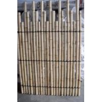 Buy cheap Screw Series Uneven Bamboo Fence from wholesalers