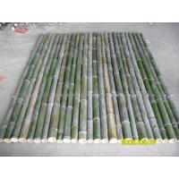 Buy cheap Screw Series Green Bamboo Fence from wholesalers
