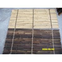 Buy cheap Screw Series Black Bamboo Fence from wholesalers