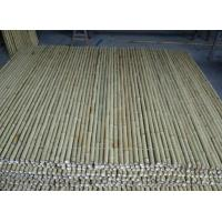 Buy cheap Screw Series Bamboo Fence with inner wire pierced from wholesalers