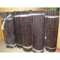 Buy cheap Screw Series Black Bamboo Pole from wholesalers