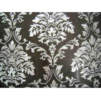 product: JCD1467 Black background gray hair Etched-out velvet