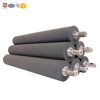 Buy cheap high quality EPDM rubber roller for printing machine from Wholesalers