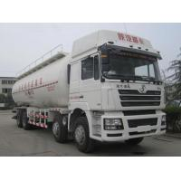 Shacman 8X4 Powder Materials Transport Truck