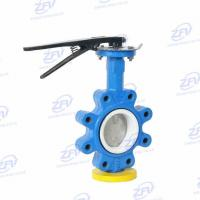 Butterfly Valve PTFE Seated Butterfly Valve